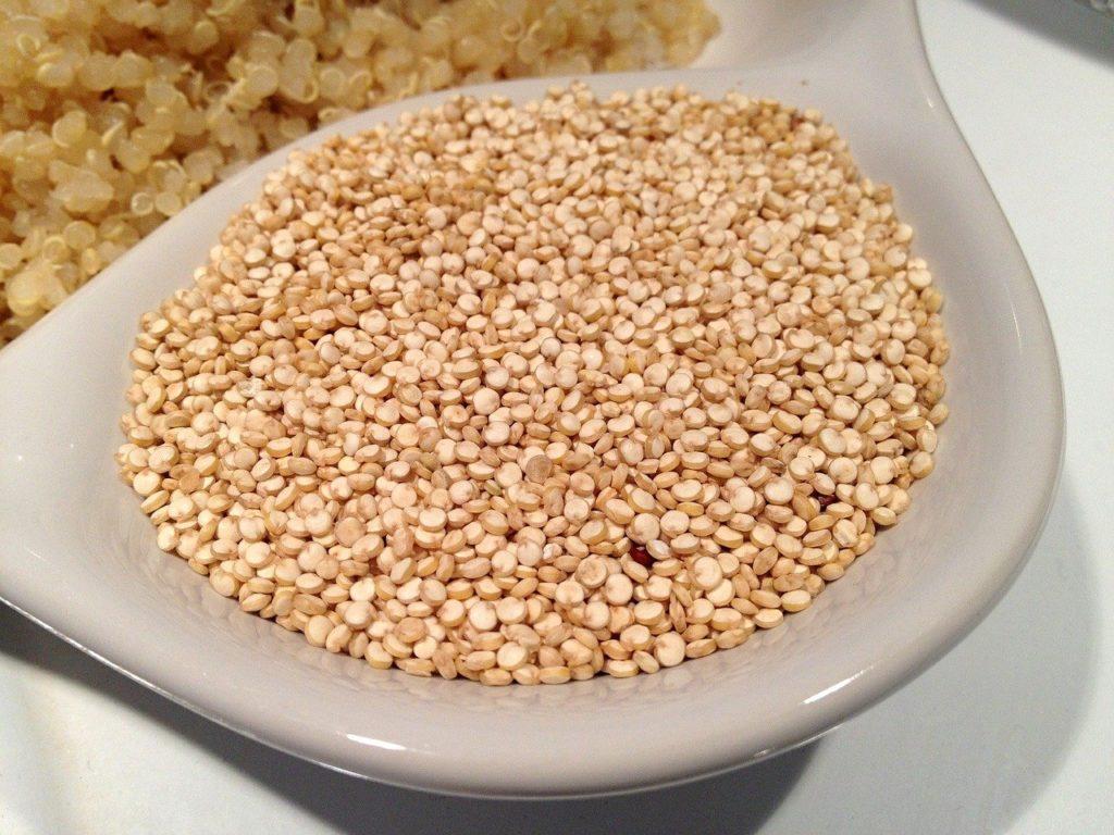 vertus quinoa